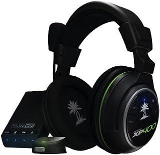 Turtle Beach XP400 - Auriculares con micrófono, Negro