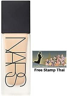 NARS All Day Luminous Weightless Foundation Shade Santa Fe Medium 2- Medium with peachy undertones 30ml (Free Stamp Thai)