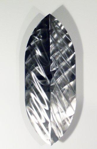 Schlüsselkasten, Schlüsselbrett, Schlüsselschrank- Edelstahl wild gebürstet. Made in Germany
