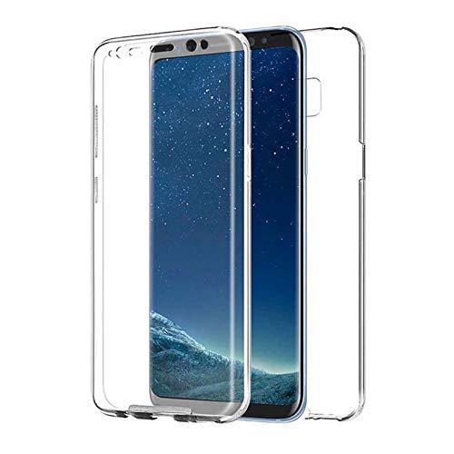 Wephone Accesorios Funda Rigida Transparente 360 Samsung (S9