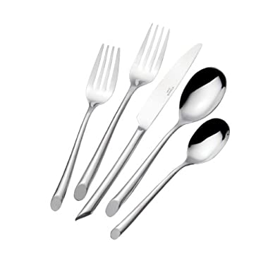 Towle Living Wave 20-Piece Flatware Set