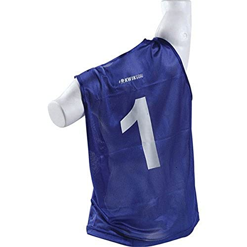 Kwik Goal Numbered Vest (18 vests)