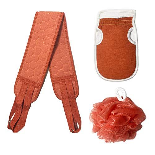 guantes exfoliantes de la marca Aucess