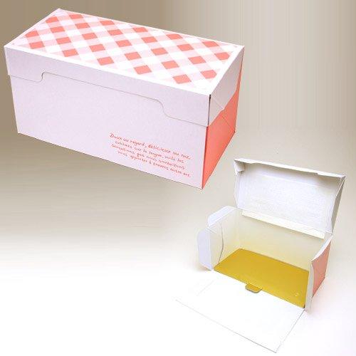 PA20ロールケーキボックス(フレーズ)金台紙付き 5枚セット