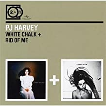 White Chalk/Rid of Me 2 for 1