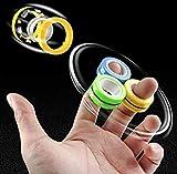 WEART YOVIQ Magnetic Bracelet Unzip Toy Magical Ring Props Tools, Stress Relief Fidget Sensory Toys...