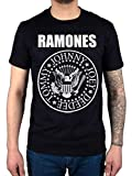 Official Ramones Seal Jumbo T-Shirt