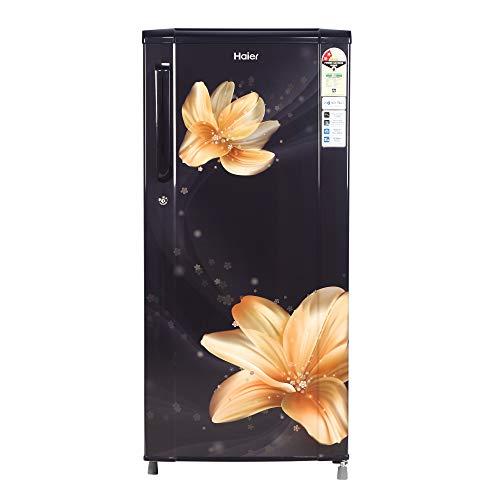 Haier 190 L 2 Star Direct-Cool Single Door Refrigerator (HRD-1902CMS-E, Marine Serenity)