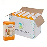 Palucart® tappetini igienici per Cane 60x90 100 Pezzi traversine Cani Animali Domestici con Adesivo...