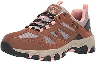 Skechers Women's Trail Hiker Hiking Shoe, Brown/Tan, 7.5