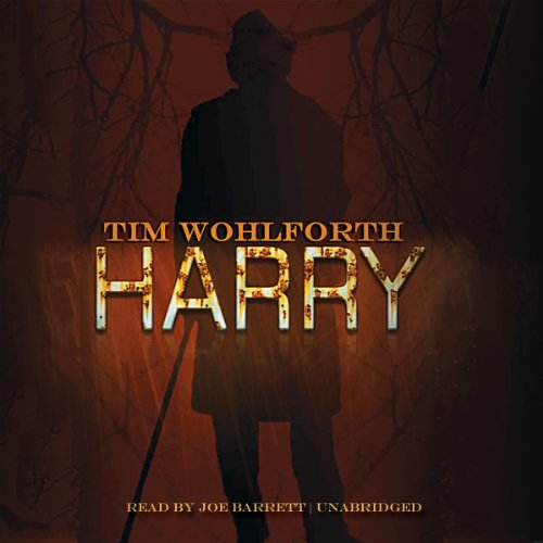 Harry audiobook cover art