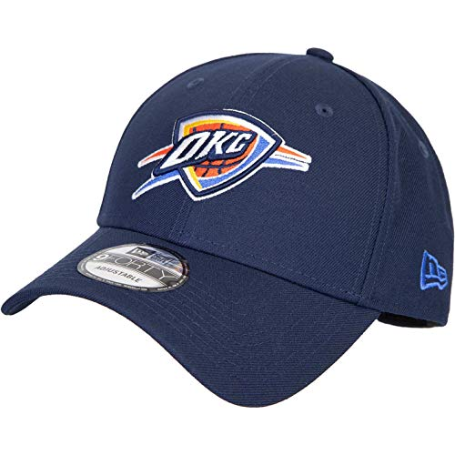 New Era 9Forty NBA The League Team Cap (one Size, Oklahoma City Thunder)