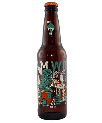 SteamWorks Jasmine IPA India Pale Ale Bier, MEHRWEG (12 x 0.355 l)