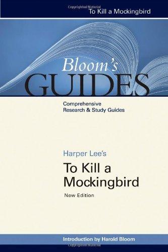 To Kill a Mockingbird (Bloom's Guides) (English Edition)