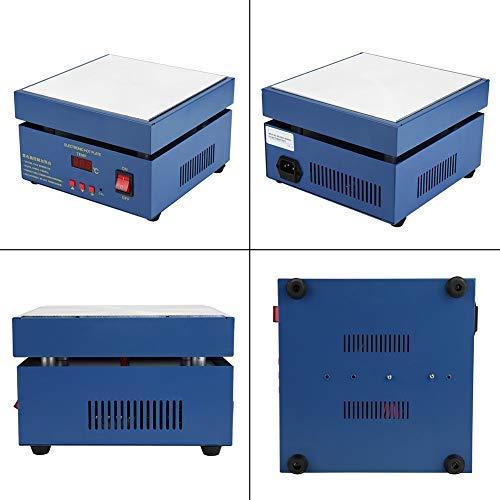 baratos y buenos Placa calefactora LED 800W con placa calefactora a temperatura constante,… calidad