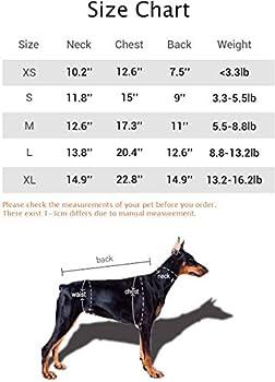 Sweat à capuche tendance en coton doux pour chien - Vêtement chaud pour l'automne et l'hiver - Pour chiens de petite taille et de moyenne taille - Bleu