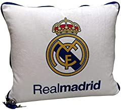 Real Madrid Secret Reference CP Cushions Home Textiles Unisex Adult, Multicolour (Multi-Colour), Single