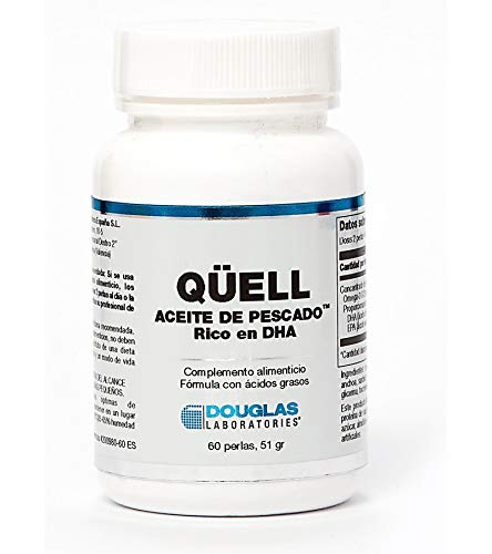 Quell Fish Oil Epa/Dha 60 perlas de Douglas Laboratories