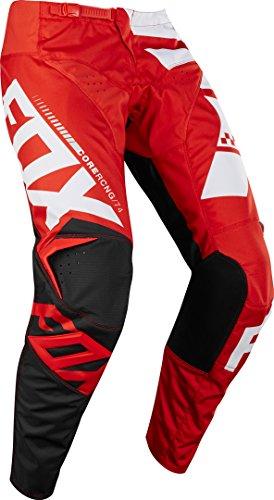 Fox Pants 180 Sayak, Red, Größe 34