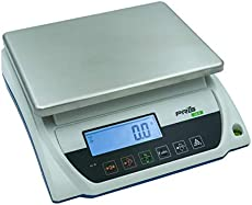 High Performance Precision Weighing & Counting Scale 60lb x 0.001lb (30kg x 0.5g), Laboratory, Industrial and Scientific Use