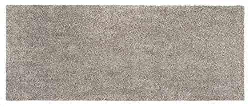 andiamo Fußmatte Samson Türmatte Sauberlaufmatte für Innen- und überdachter Außenbereich waschbar mit rutschfester Unterseite 67 x 180 cm beige