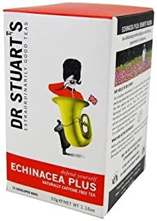 Echinacea Plus Tea 15 Bags