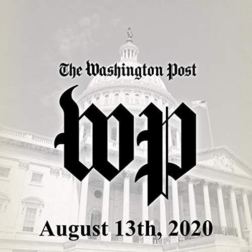 『August 13, 2020』のカバーアート