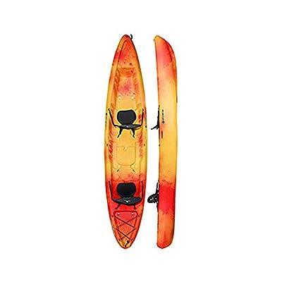 9350645042 Perception Kayak Rambler Sunset Kayak from Confluence Kayaks