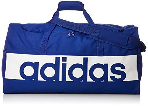 adidas Herren Linear Perfomance Sporttasche, Mysink/White/White, L