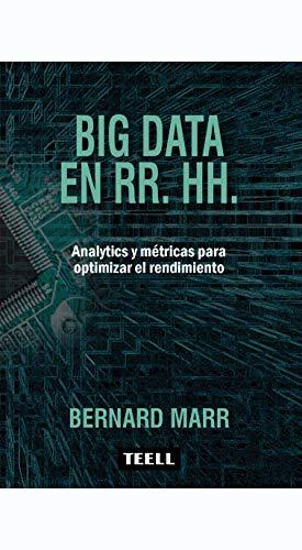 Big Data en RR.HH.: Analytics y métricas para optimizar el rendimiento.