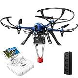 DROCON Bugs 3 Drone quadricoptère à Moteur sans balais, pour Les débutants et Les Experts, Supporte la caméra Gopro HD...