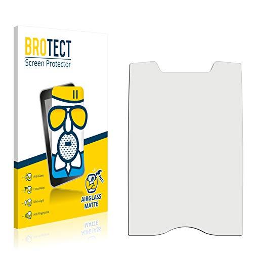 BROTECT Entspiegelungs-Panzerglasfolie kompatibel mit Ruggear RG150 - Anti-Reflex Panzerglas Schutz-Folie Matt