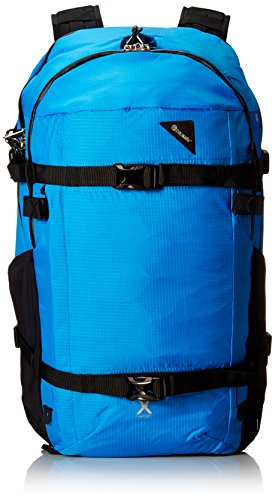 Pacsafe Venturesafe X40 Multi-Purpose Backpack, Hawaiian Blue