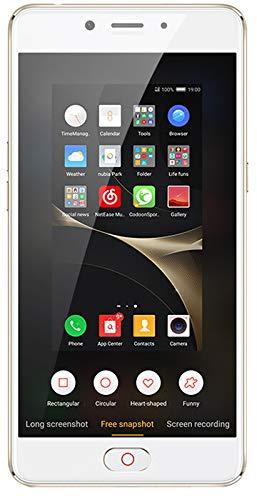 Nubia N2 Smartphone (14 cm (5.5 Zoll), 64GB interner Sp...