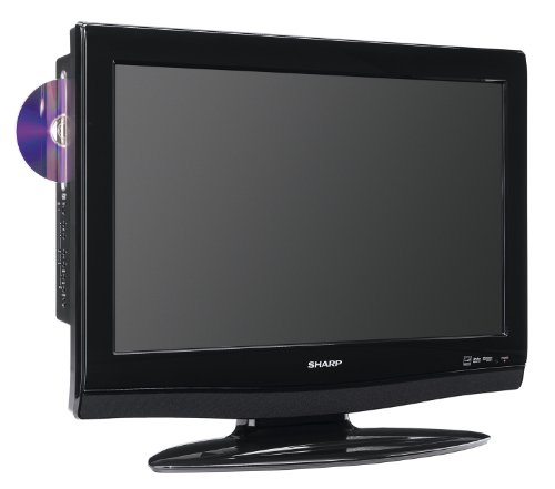 Best Price Sharp AQUOS LC26DV28UT 26-Inch LCD TV/DVD Combo, Black