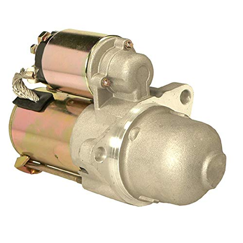 DB Electrical SDR0277 Starter for Chevy Cavalier 2.2L 02-05 Oldsmobile Alero 2.2L 02-04 Pontiac Grand AM, Sunfire 2.2L 02-05 Saturn ION 2.2L 03-06, L Series 2.2L 01-04, VUE 2.2L 02-06 12564089 6493