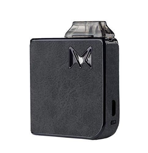 Auténtico MI-POD KIT ULTRA PORTÁTIL - Mi-Pod Cigarrillo Electrónico - 2 ml Capacidad E-Liquid Libre de Nicotina Sin Tabaco - Con Bolsa Unishow Gratis (Gamuza Negro)