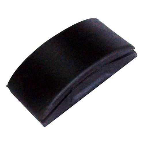 Silverline 222804 - Taco de PVC para lijar (67 x 130 mm)