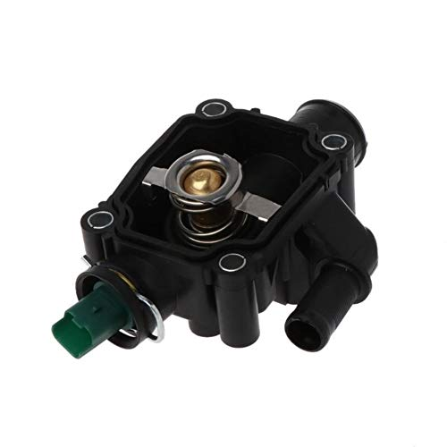 FKYNB Auto Koelvloeistof thermostaat met huisvesting for Peugeot Citroen 1336.Z0 thermostaten & Parts Cooling System