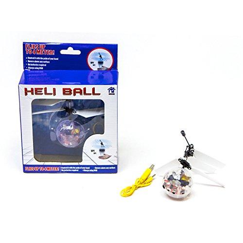 DEMA 620306 Heli Ball Transparent mit Licht