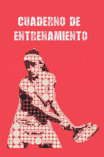 CUADERNO DE ENTRENAMIENTO: REGISTRO DETALLADO DE ENTRENOS Y PARTIDOS DE TENIS (RESULTADOS, TÁCTICAS...) | INCLUYE CALENDARIO ANUAL Y DIAGRAMAS DE ... PARA ENTRENADORAS DE CHICAS O JUGADORAS.