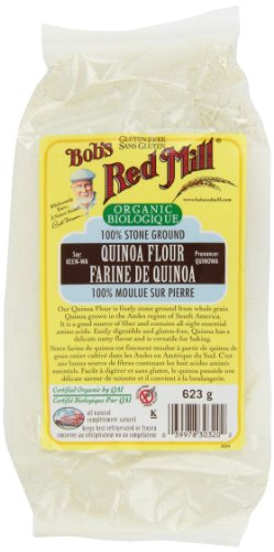 Bob's Red Mill Organic Quinoa Flour, 623 gm