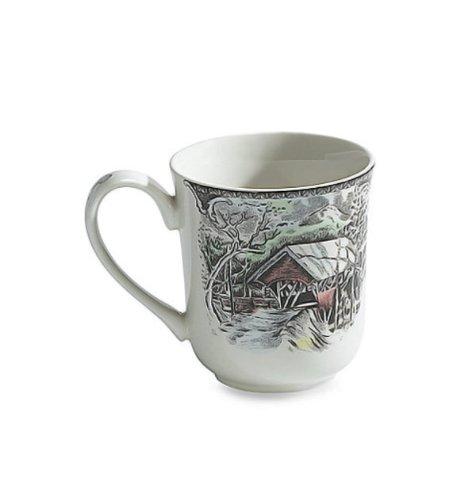 Johnson Bros. Friendly Village Coffee Mugs -  Waterford, 2403811153