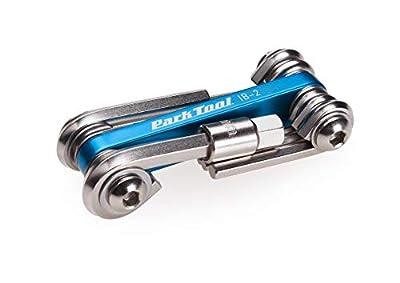 Park Tool IB-2 I-Beam Multi-Tool - 1.5mm, 2mm, 2.5mm, 3mm, 4mm, 5mm, 6mm, 8mm, T25, Screwdriver