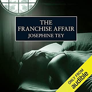 The Franchise Affair cover art