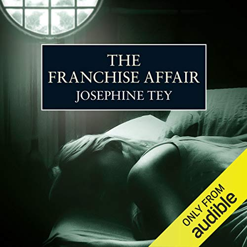 The Franchise Affair  By  cover art