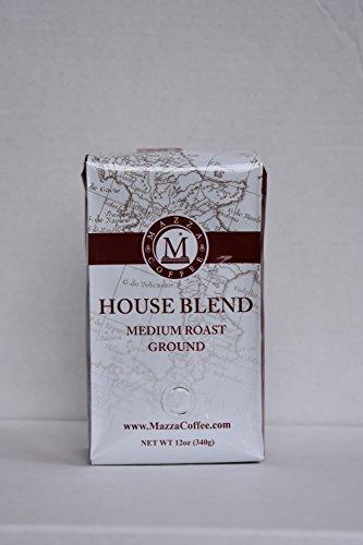 House Blend, Medium Roast, Ground