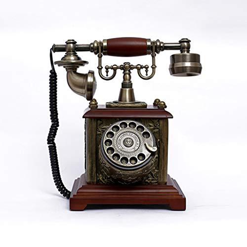 HTDZDX - Teléfono Antiguo Europeo, Estilo Retro, Estilo Retro, para Sala de Estar