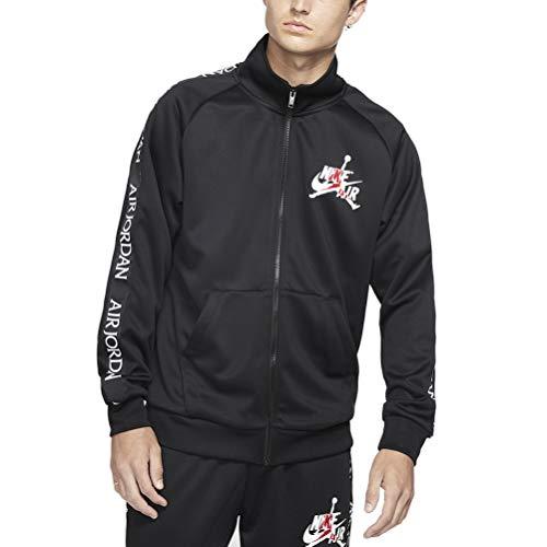 Nike Herren Jordan Jumper Classics Jacke Schwarz XS