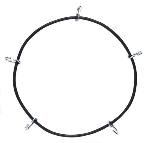 Security Chain Company QG20074 Quik Grip Light Truck Traction Chain Rubber Tightener - Set of 2